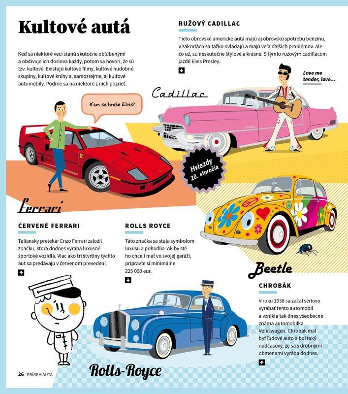 Príbeh auta