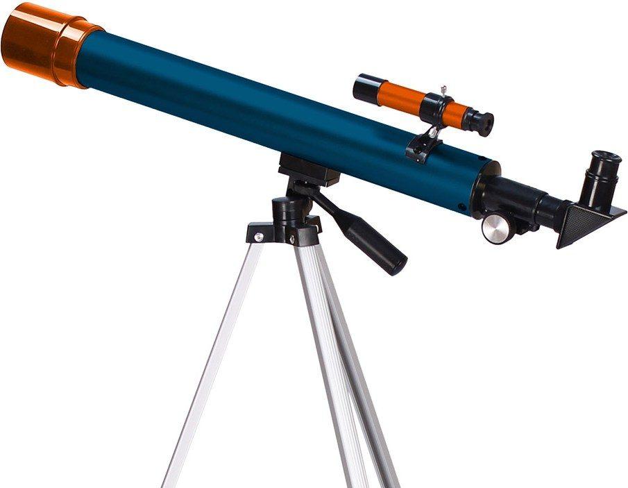 Teleskop na pozorovanie hviezd pre deti
