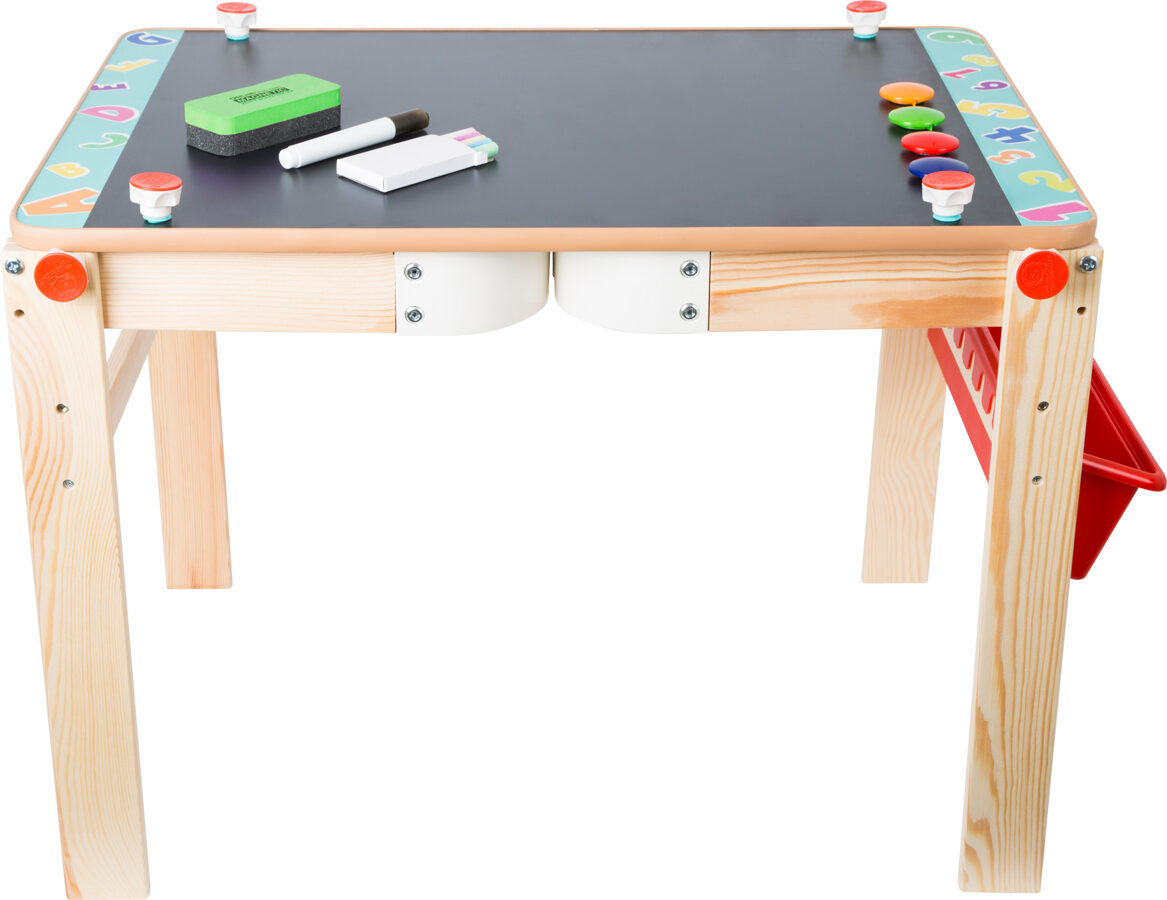 Tabuľa a stôl 2v1