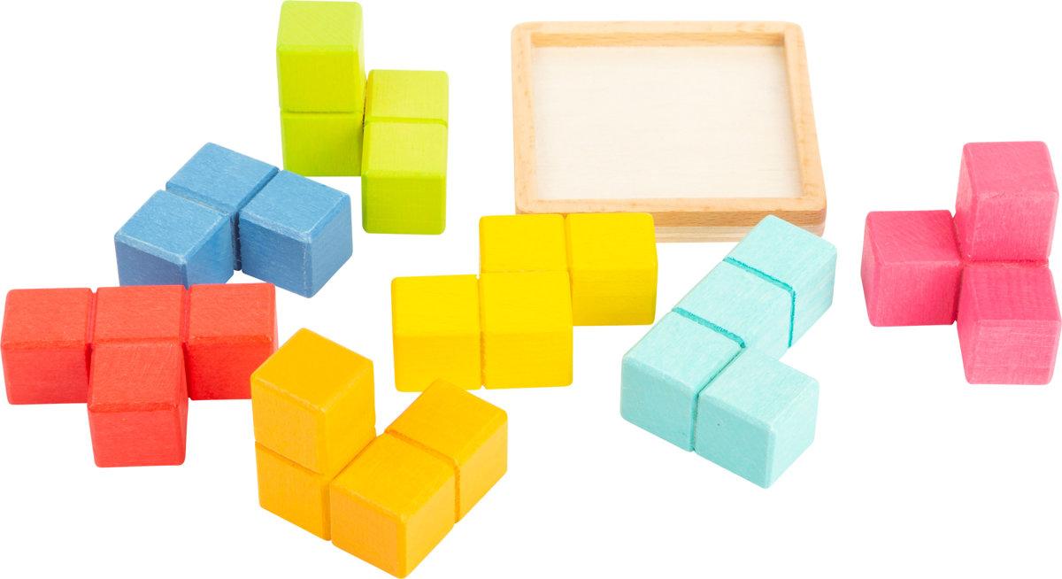 3D tetris kocka
