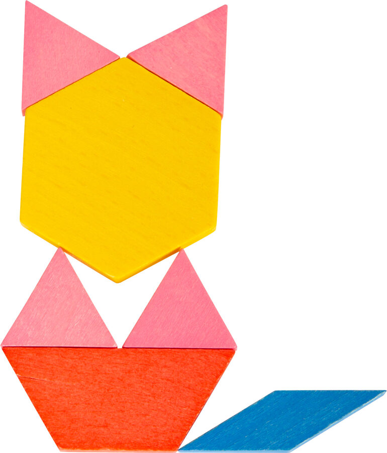 XL Mozaika Tangram