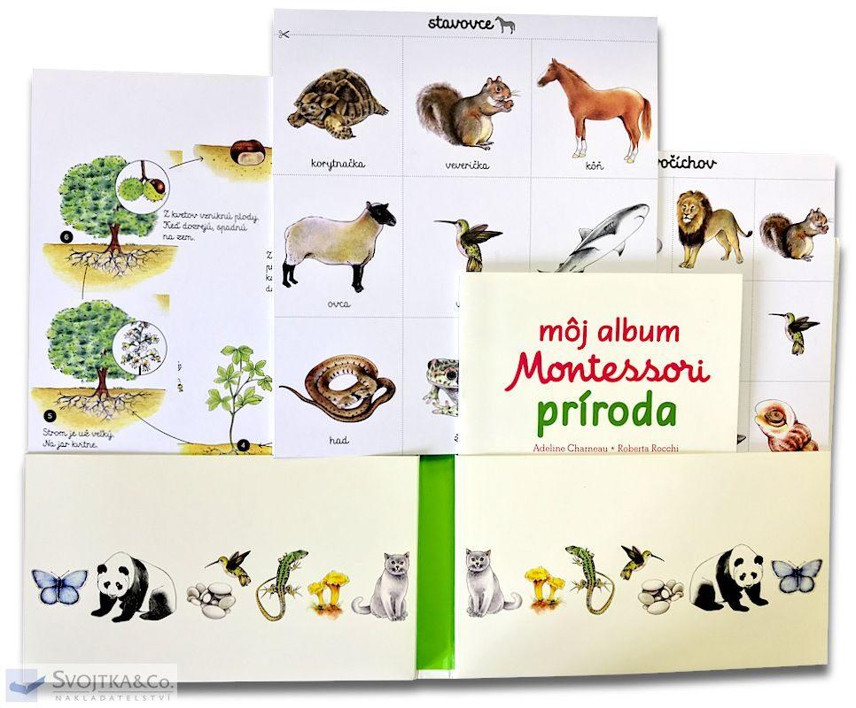 Môj album Montessori – Príroda