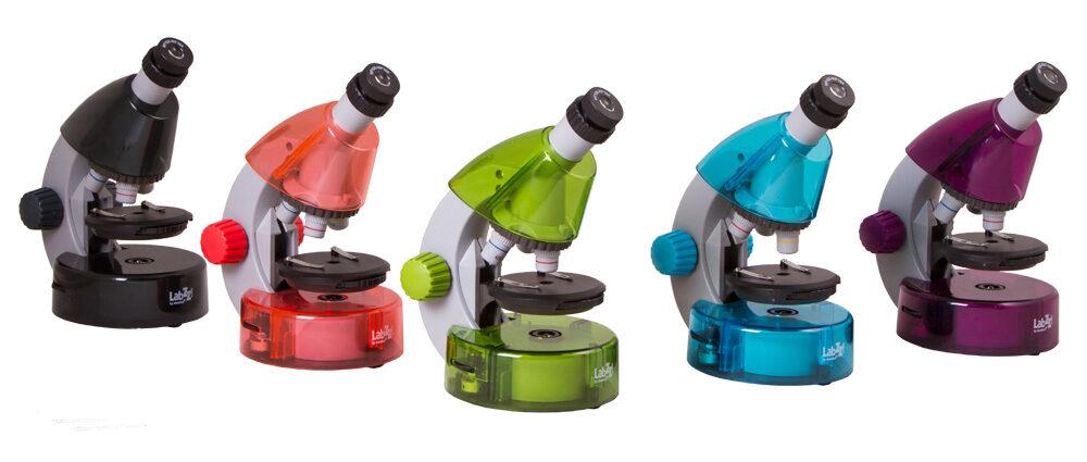 Mikroskop s vedeckým setom