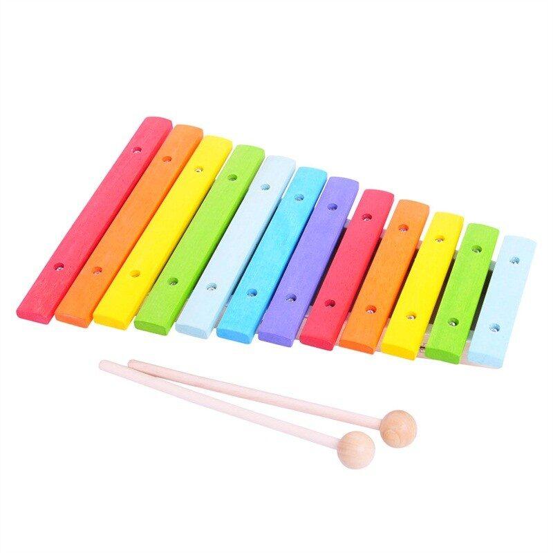 Drevený xylofón