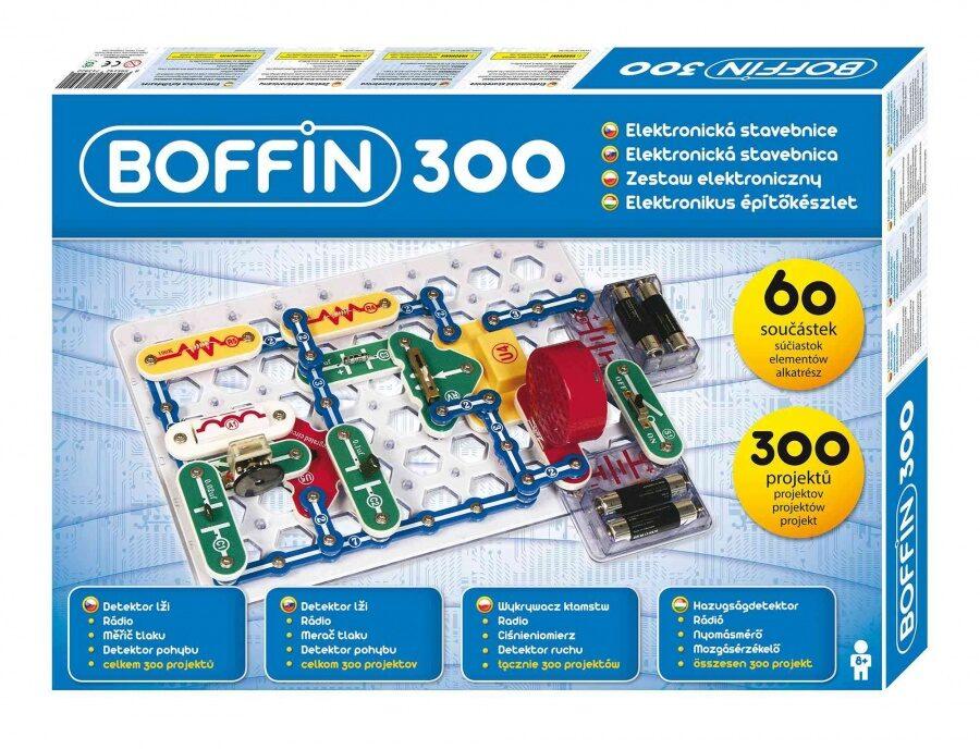 Boffin elektronická stavebnica stredná