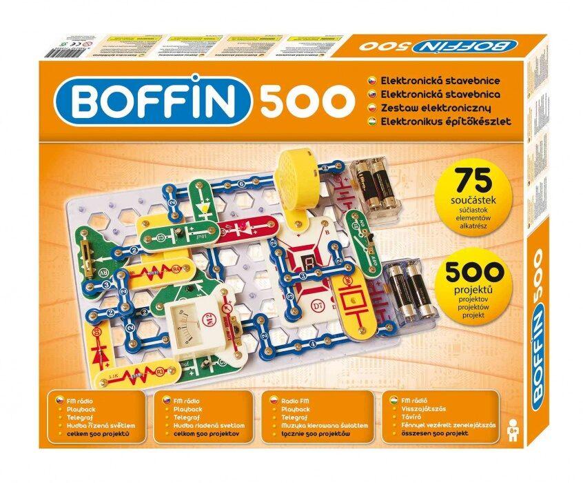 Boffin elektronická stavebnica veľká