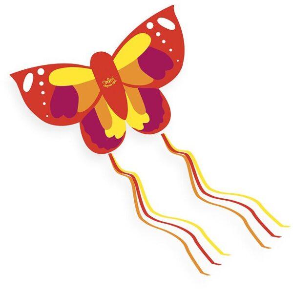 Lietajúci drak Motýl