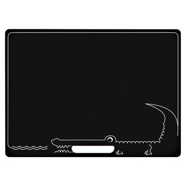 Obojstranná tabuľa krokodíl