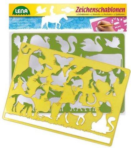 Kresliace šablóny domáce zvieratá