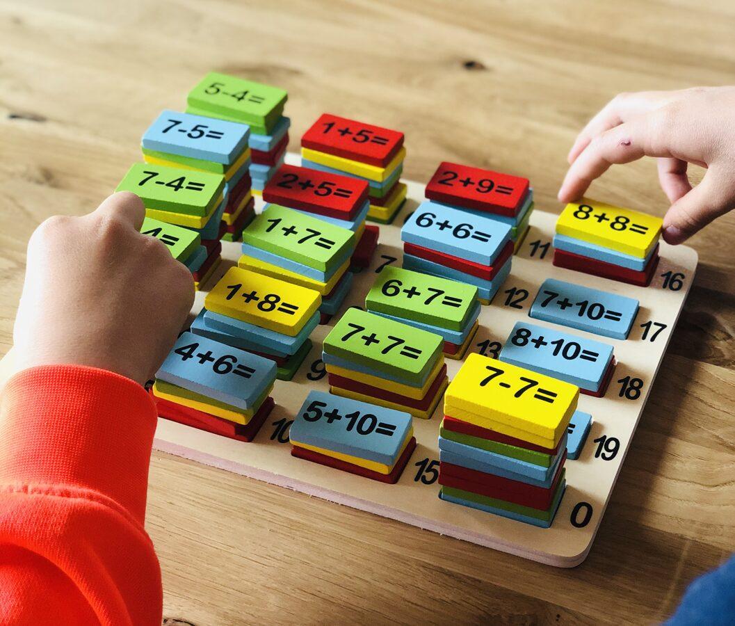 hravá matematika pre deti