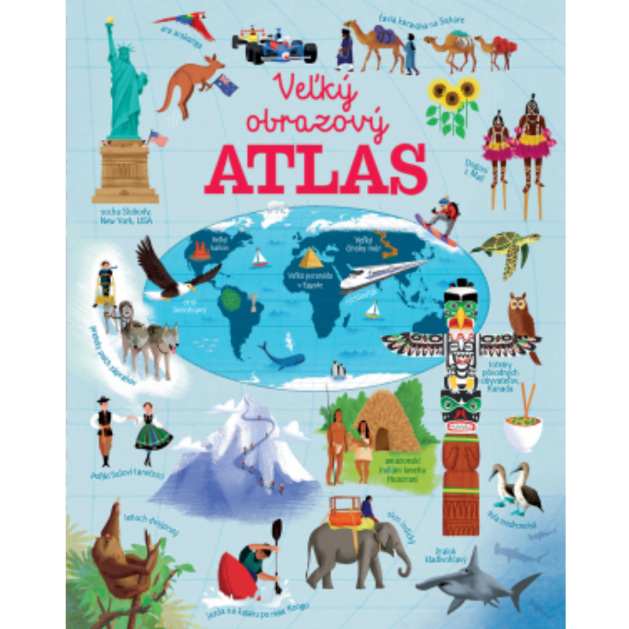 Atlasy pre deti